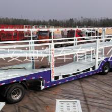 安迪牌WZY9200TCC乘用车辆运输半挂车批发