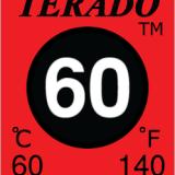铁路专用不可逆型测温贴片变色测温贴示温片温度标签测温纸HTD-60  测温贴片HTD-60