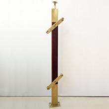 热销楼梯立柱不锈钢护栏立柱栏杆不