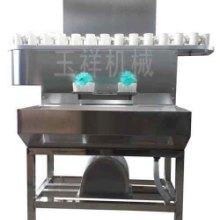 回转式电动冲刷瓶一体机(洗瓶机,刷瓶机)厂家,价格及图片参数图片