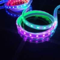 七彩装饰灯带厂家-价格-供应商 霓虹多彩变色线灯