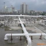 厂家直销加工玻璃钢 风管、废气管道、除臭风道