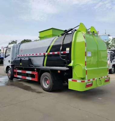泔水垃圾车图片/泔水垃圾车样板图 (4)