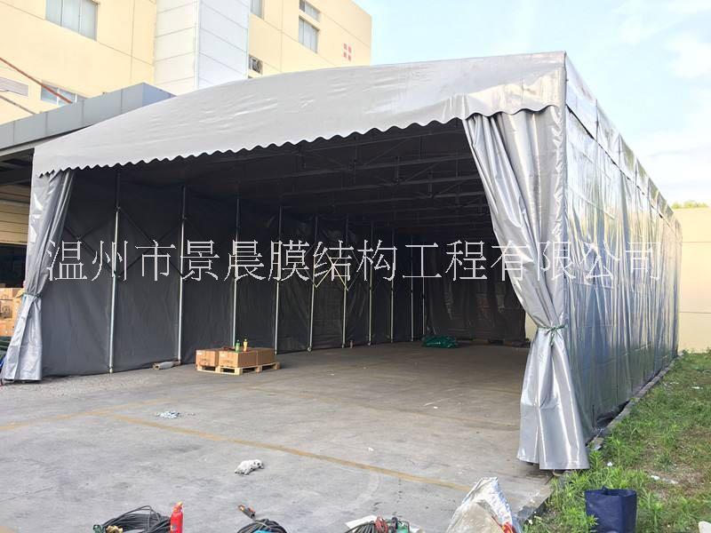 江苏活动棚厂家安装设计多少钱一平 活动推拉棚图片/厂家电话