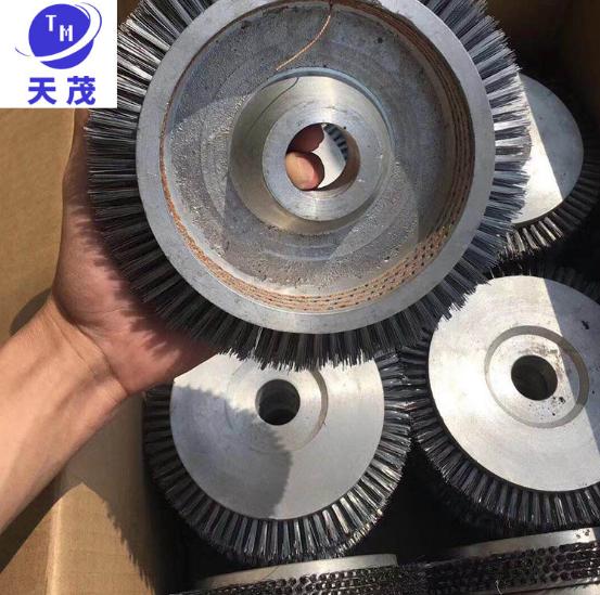 安徽毛刷厂供应多种规格钢丝轮 铜丝抛光轮 不锈钢丝轮