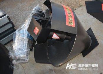 废旧塑料造粒机 大棚膜造粒清洗图片