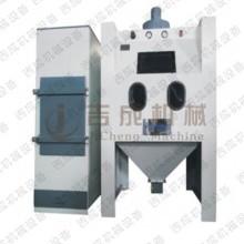 JCR-1200手动密闭式喷砂机 专业生产无尘喷砂机  高压喷砂机厂家