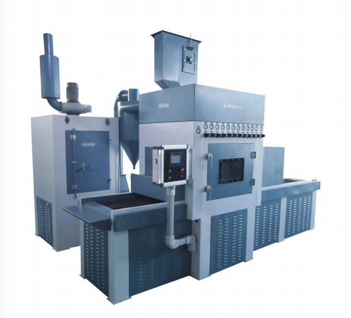 输送式自动毛边机(提升式 专业生产塑胶毛边处理机 隧道式毛边机 通过式毛边机