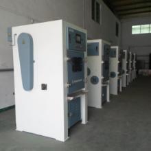 滚筒式自动化喷砂机 专业生产滚筒式塑胶喷砂机 塑胶喷砂机  通过式塑胶毛边机
