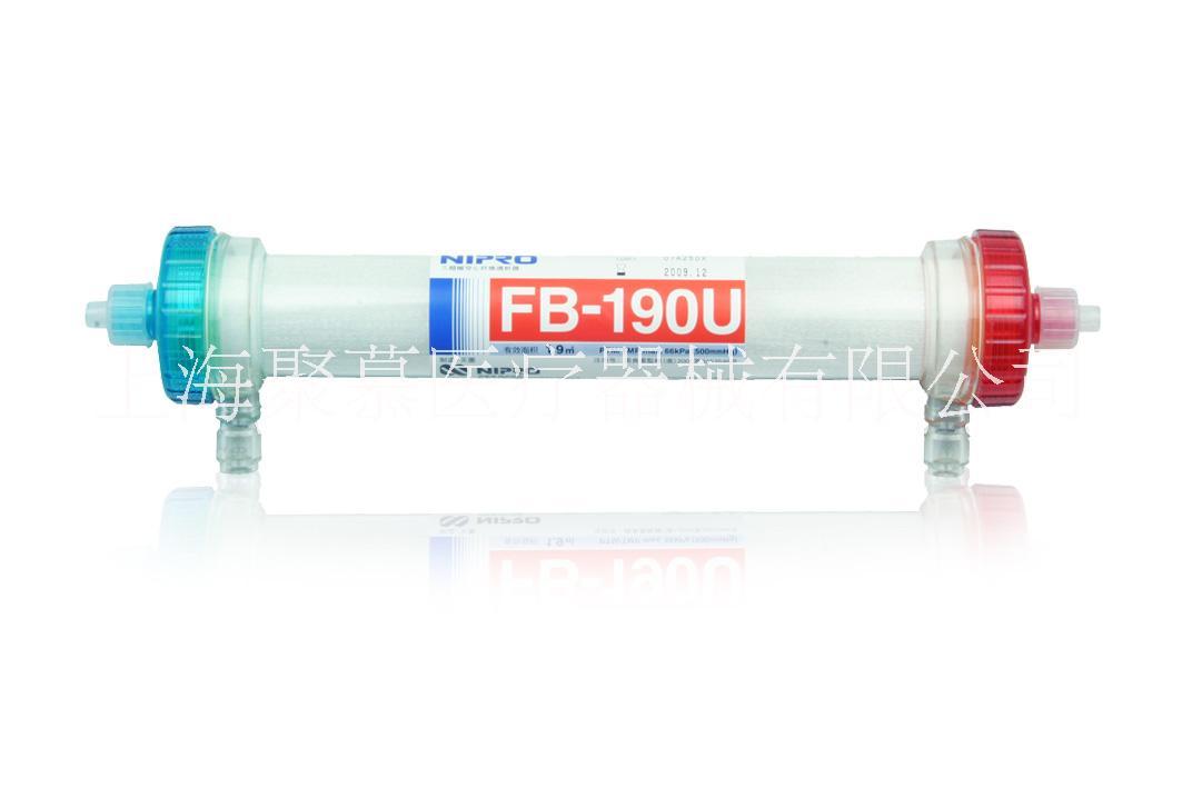 尼普洛三醋酸膜透析器FB-U 尼普洛透析器 透析器进口 国内供应