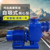 现货供应河塘养殖给排水管道泵80ZX40-22耐高温无堵塞清水循环泵