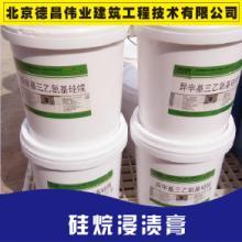 有机硅烷浸剂膏防腐涂料-混凝土基面防腐涂装-北京硅烷浸剂膏厂家批发