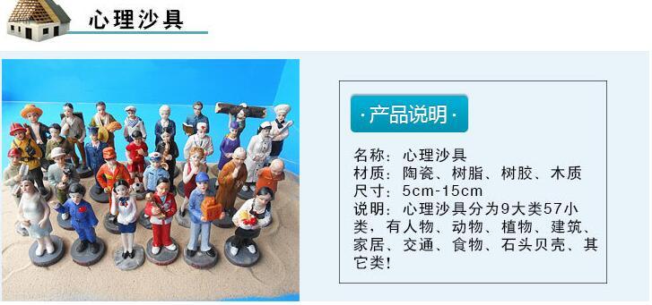心理游戏沙盘配置套装沙具系列湖南厂家直销供应 心理游戏沙盘