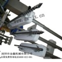 橡胶铁氟龙螺杆料筒料管图片