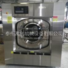 服装袜子洗脱一体机 全自动水洗机 电加热烘干机 大型洗衣机就找泰州禹创机械质量好售后有保障