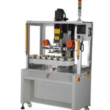 长沙烫金机 湖南烫金机 皮革塑料烫印机 自动烫金机 平面两用塑料制品自动烫金印机印刷设备图片