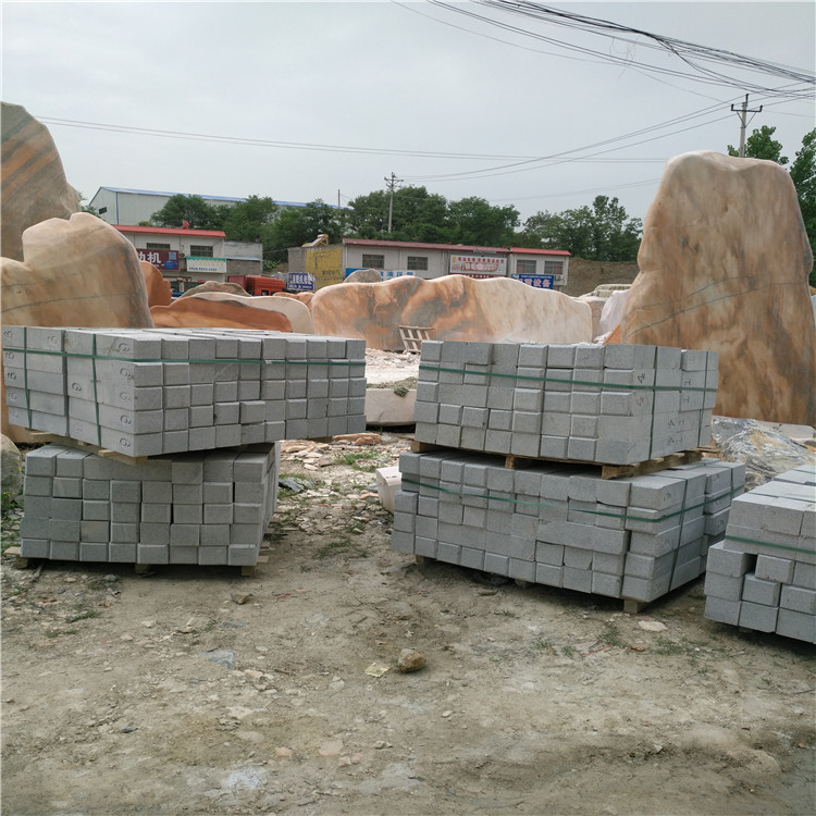 河南大理石异型石材 石材雕刻 半成品批发价格