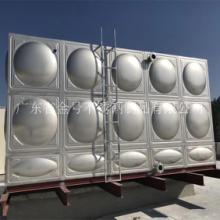 不锈钢水箱方形格式价格 不锈钢组合式水箱 304方形水箱