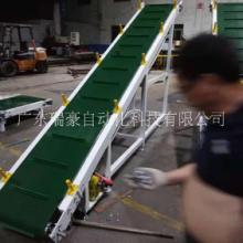 广佛直达 爬坡流水线 升降式移动设备 物流运输输送线