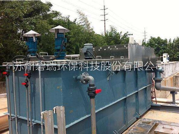 工业废水处理常用方法苏州碧瑞厂家