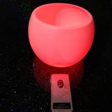 外壳圆形led塑料灯罩供应