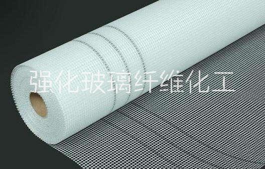 玻璃纤维网格布 河南玻璃纤维网格布【强化玻璃纤维化工】