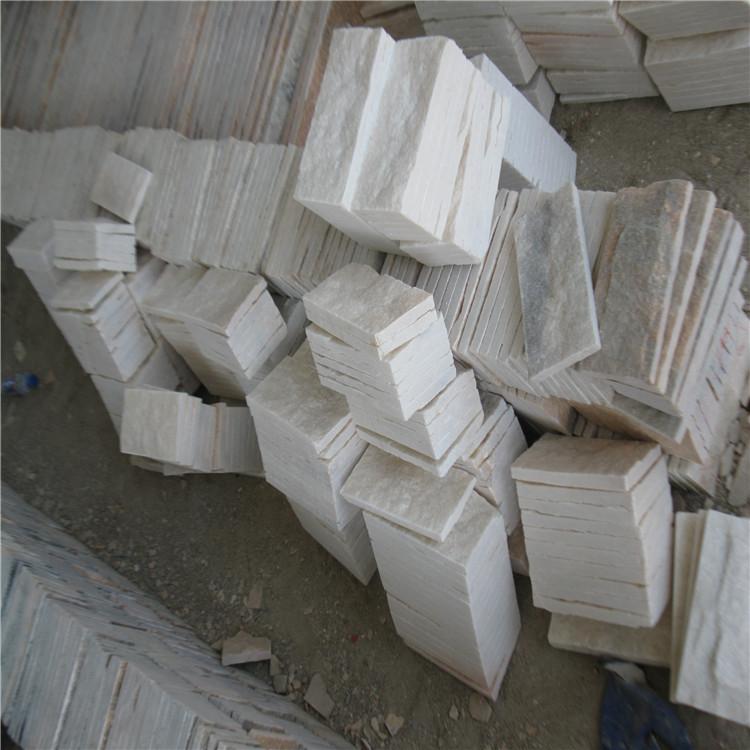 外墙面砖 雪花白外墙砖销售 产地供应 淡雅古朴典雅的装饰效果