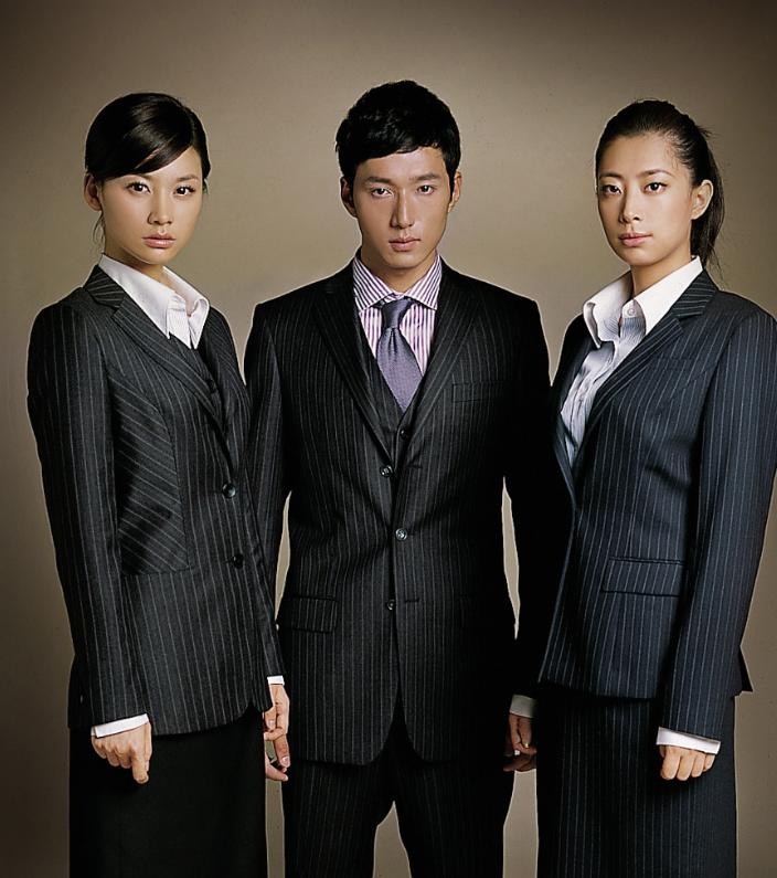 供应商务男西装、职业西服、管理人员正装