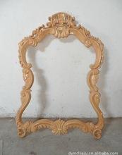 欧式梳妆台镜框定做_价格_实木欧式镜框定做