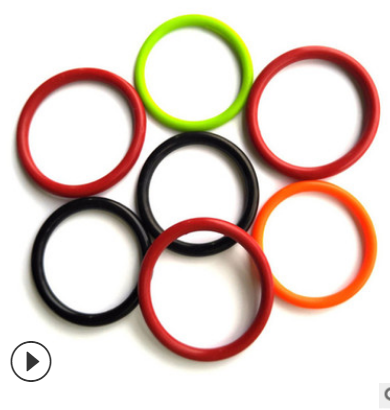 丁晴橡胶 丁晴橡胶报价 环保硅胶O型密封圈 耐高温氟胶O型圈