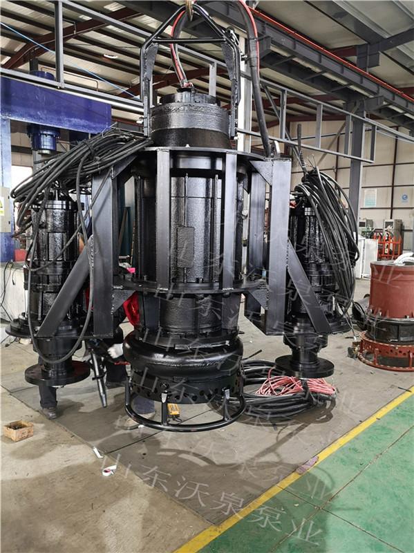 开封清淤泵 耐磨潜水抽泥泵厂家