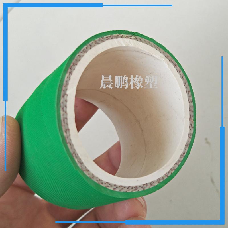 电炉专用绝缘耐压穿线胶管