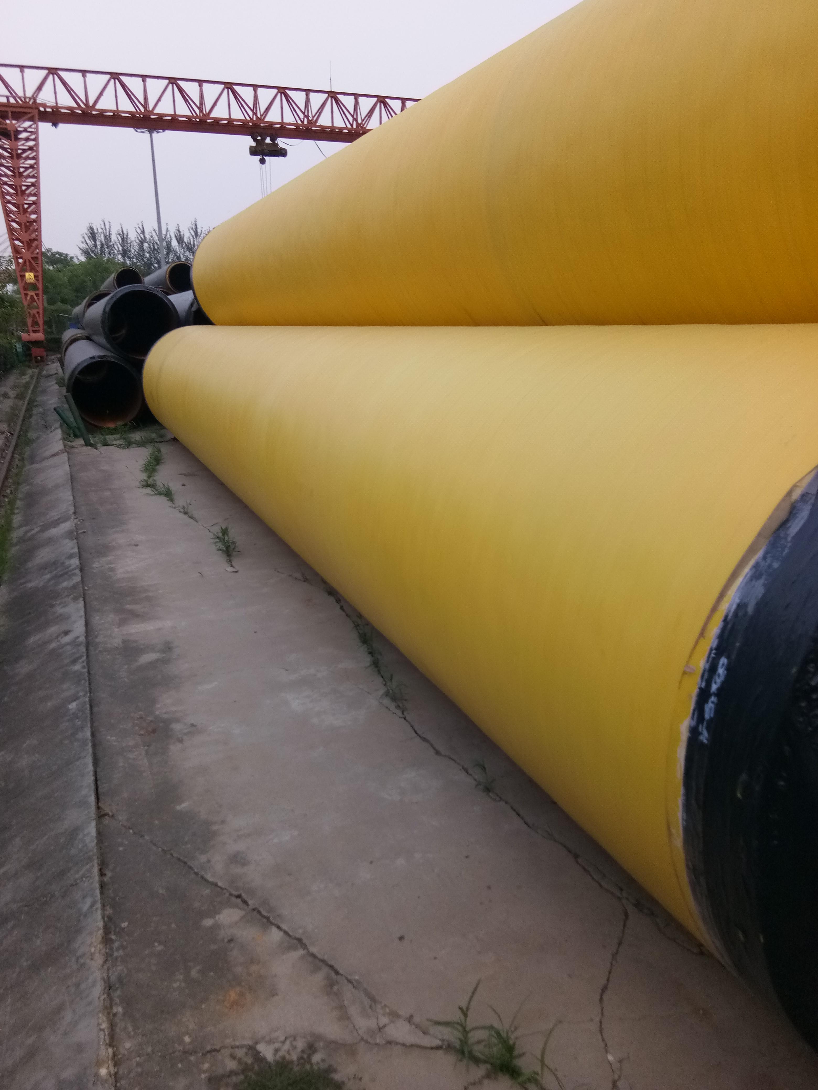 喷涂缠绕保温管厂家直销,批发报价,河北喷涂缠绕保温价格
