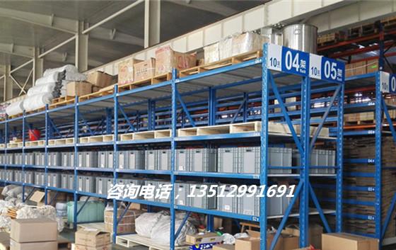 天津重型货架库房货架冷库货架五金店货架定做