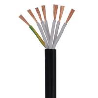 RVV多芯控制电缆线14芯16芯20芯24芯30电缆0.5/0.75/1平方信号电线现货