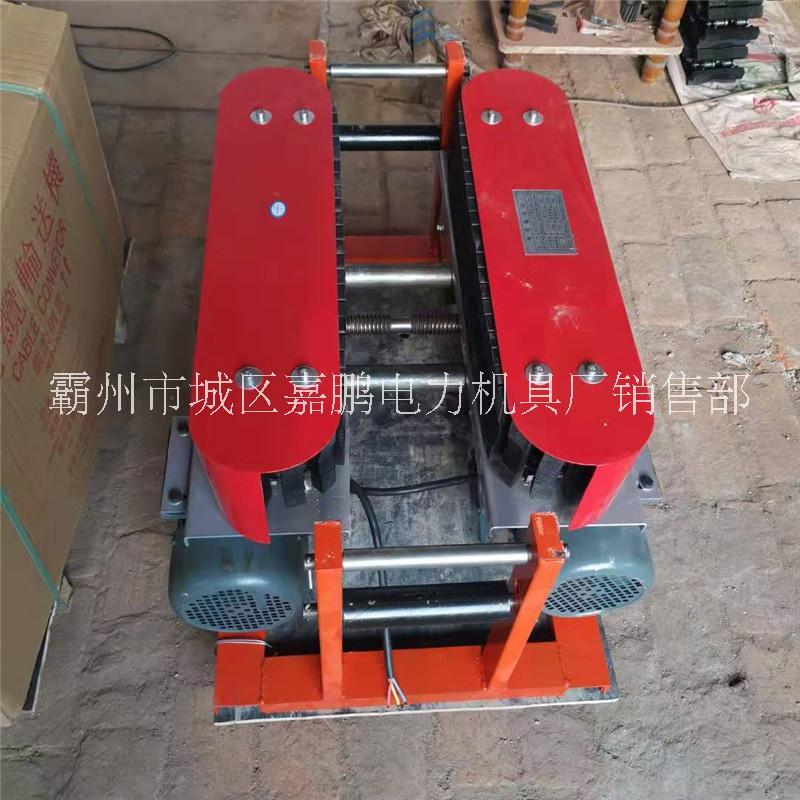 厂家包邮DSJ180电缆输送机生产厂家 履带电缆敷设机价格
