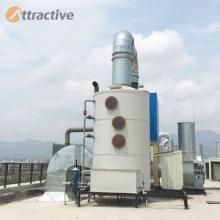 广东创智 涂装废气处理 喷漆废气处理设备 环保设备批发
