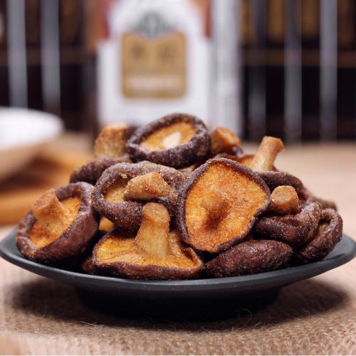 批发即食香菇脆片-香菇脆片价格哪里便宜-厂家