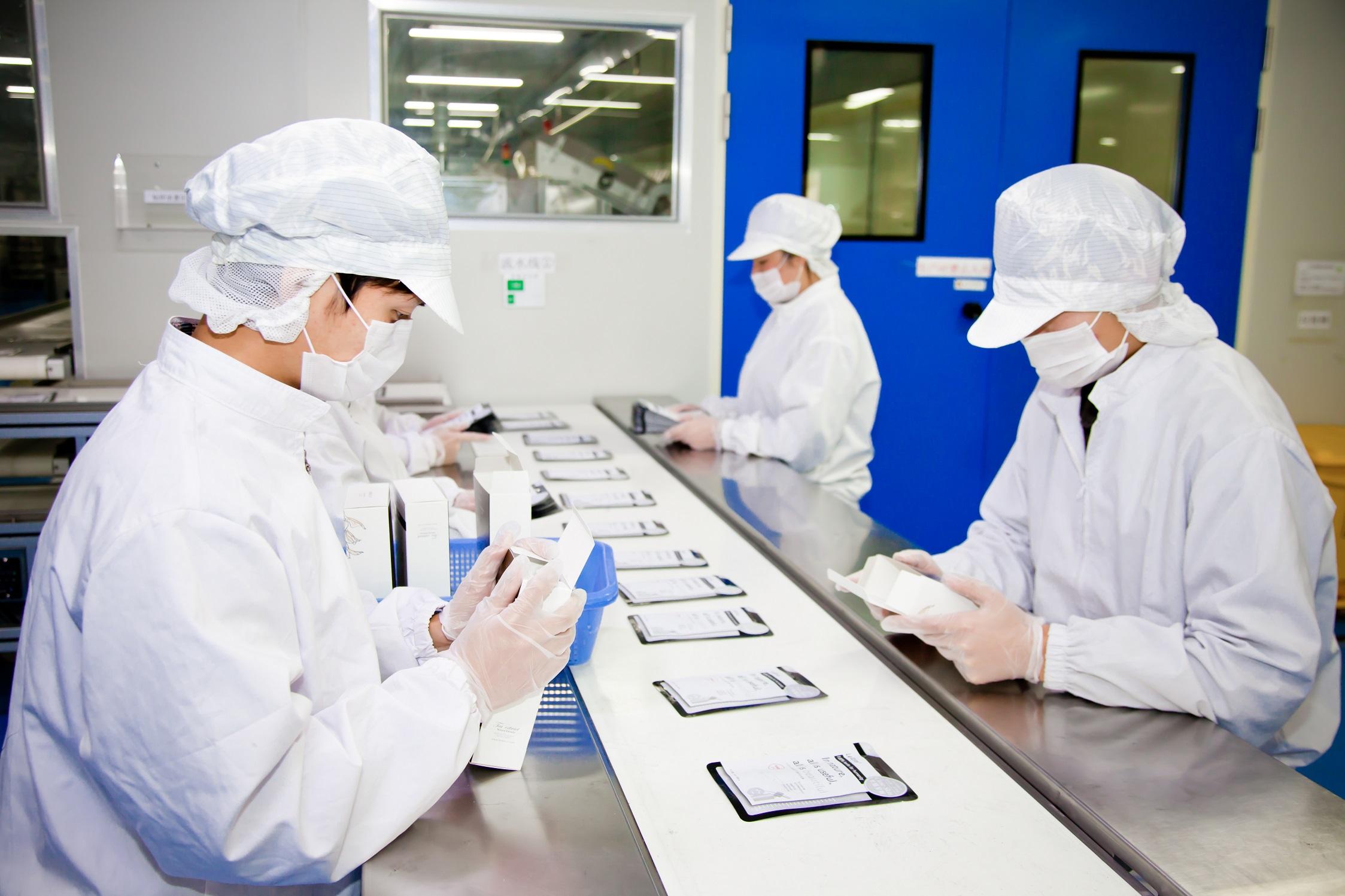 微商爆款面膜 上海面膜加工厂 面膜OEM 化妆品代工