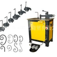 HF-DW16C型程控弯花机,电动铁艺设备,电动铁艺机器