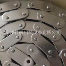 厂家直销304不锈钢链条 双节距不锈钢链条 输送链条 仕航机械图片