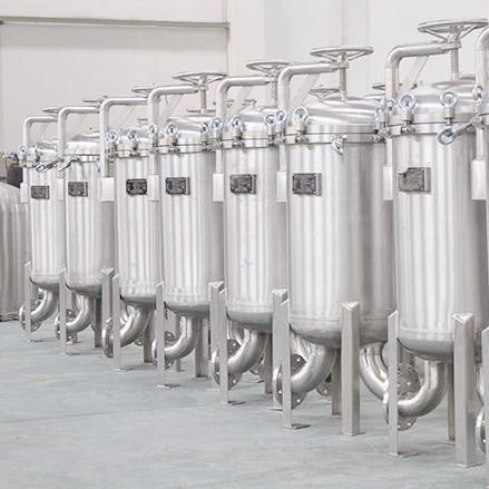 多袋式过滤器厂家定制   江苏多袋式过滤器厂家优质供应精密多袋过滤器