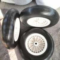400-8实心轮子 16寸实心轮