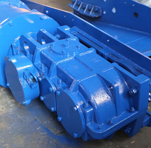 刮板输送机产地货源 输送机械性能稳定 定制 40T刮板输送机价格