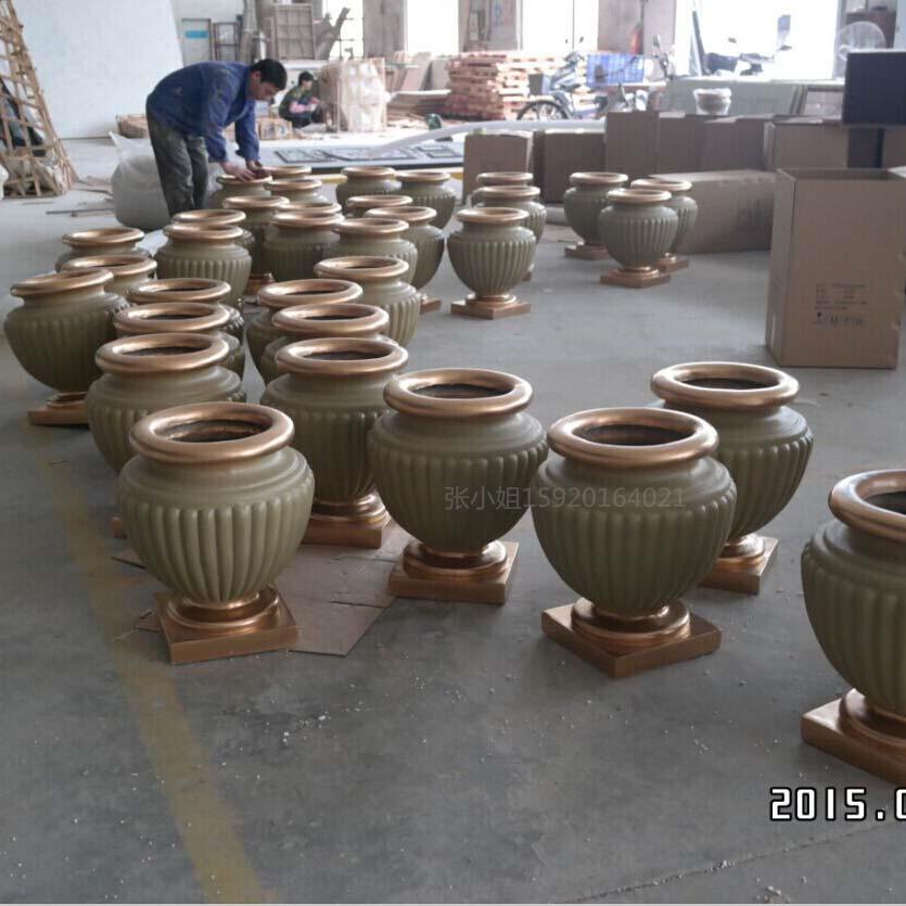 各种款式玻璃钢制品定制 肇庆定制玻璃钢花盆 厂家直销