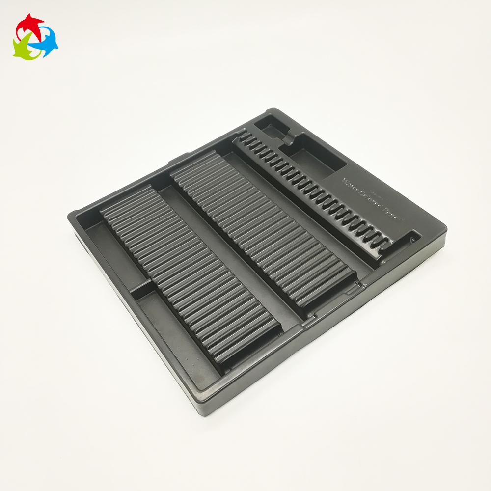 黑色铅笔吸塑盒供应商-哪里有卖-定制-价格  #深圳市星迪尔实业有限公司#