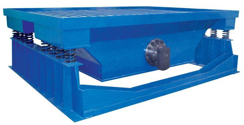 LDS振动落砂机厂家直销-振动落砂机价格-L12T系列固定式惯性振动落砂机