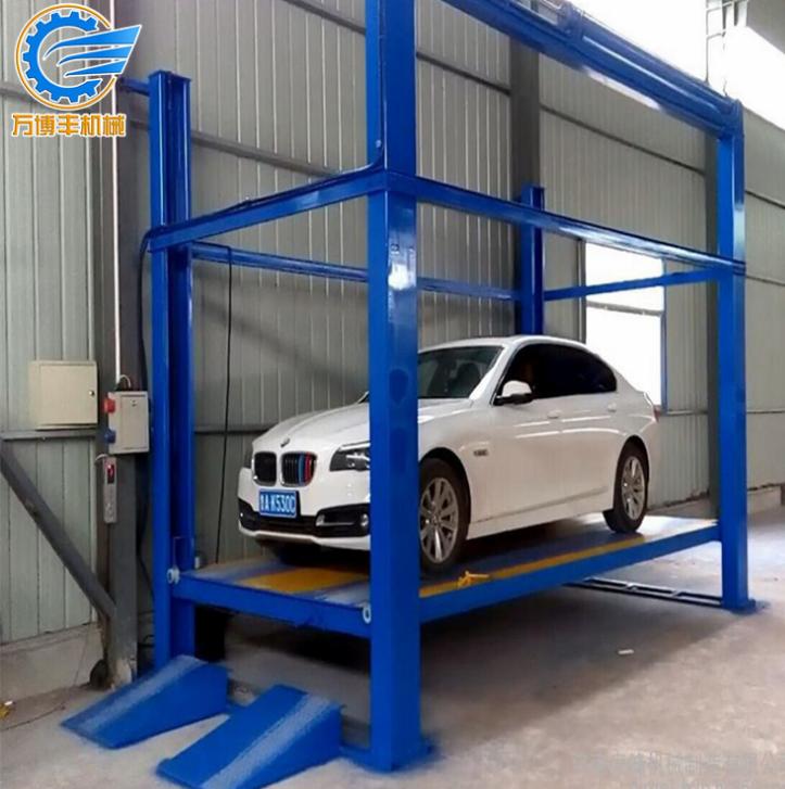 厂家加工定制四柱式汽车举升机4S店专用汽车举升机