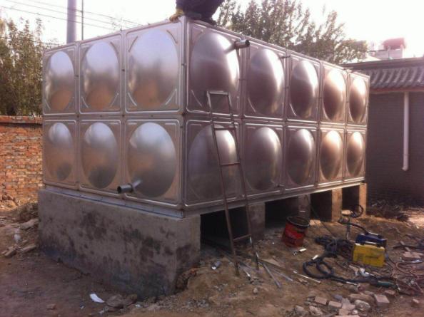 拼装不锈钢水箱价格