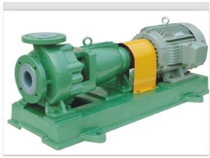 东莞氟塑料泵厂家 专业生产氟塑料离心泵供应商  IHF型氟塑料离心泵